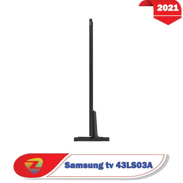 تلویزیون سامسونگ 43LS03A کیولد سایز 43 اینچ LS03A
