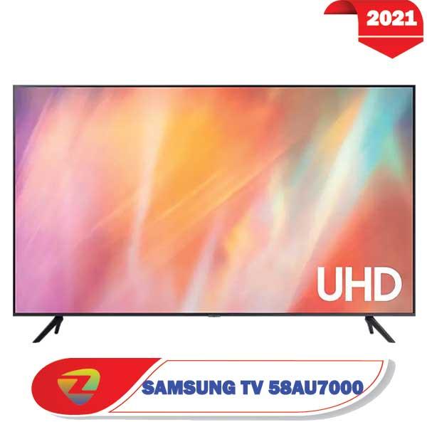 تلویزیون سامسونگ 58AU7000 سایز 58 اینچ AU7000