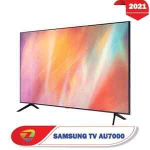 طراحی تلویزیون سامسونگ-AU7000