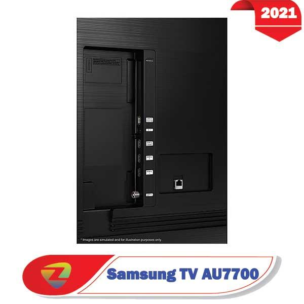 تلویزیون سامسونگ 75AU7700 سایز 75 اینچ