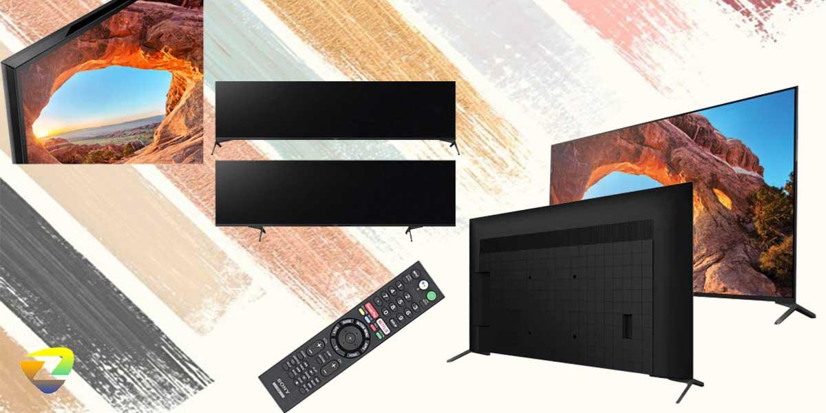 طراحی تلویزیون سونی X8900J