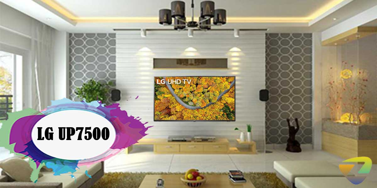 تلویزیون ال جی up7500