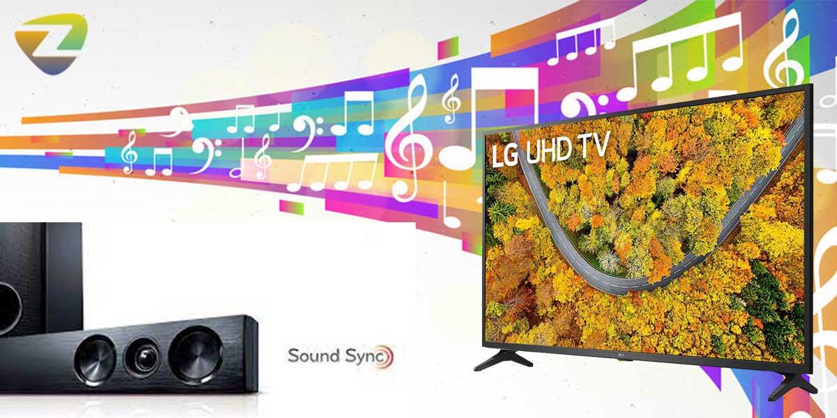شیوایی صدا در تلویزیون 2021 الجی up7500