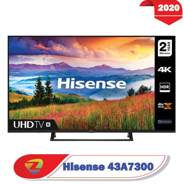 تلویزیون هایسنس 43A7300 مدل 2020 سایز 43 اینچ A7300F
