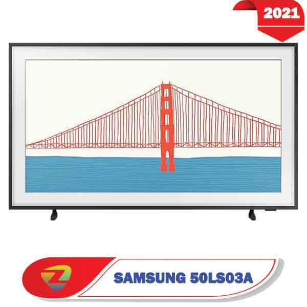 تلویزیون سامسونگ 50LS03A – کیولد 50 اینچ LS03A