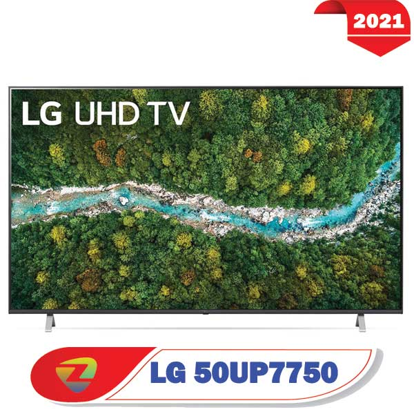 تلویزیون ال جی 50UP7750 – مدل 50 اینچ UP7750