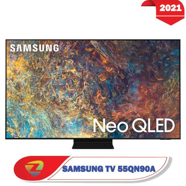 تلویزیون سامسونگ 55QN90A نئو کیولد سایز 55 اینچ QN90A