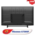 پشت تلویزیون هایسنس A7300F
