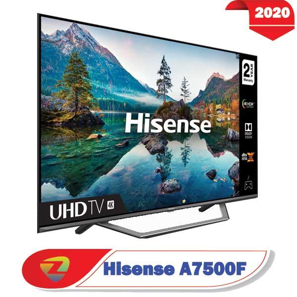 تلویزیون هایسنس 55A7500 در سایز 55 اینچ A7500F مدل 2020