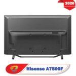 پشت تلویزیون هایسنس A7500F