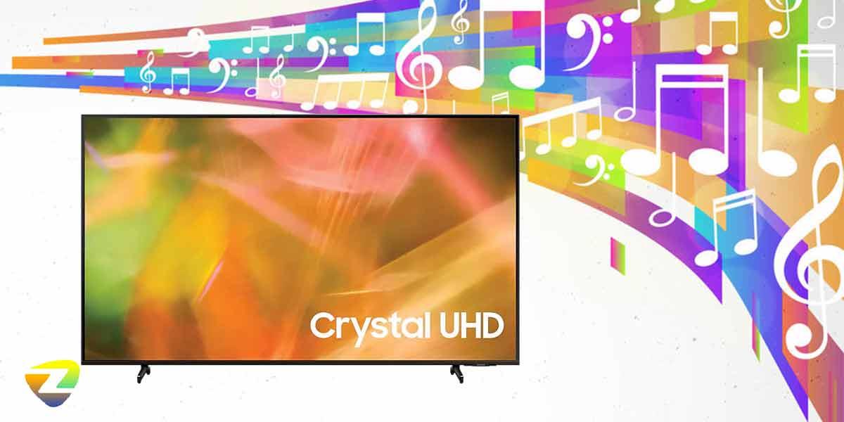 سیستم صوتی تلویزیون_AU8000