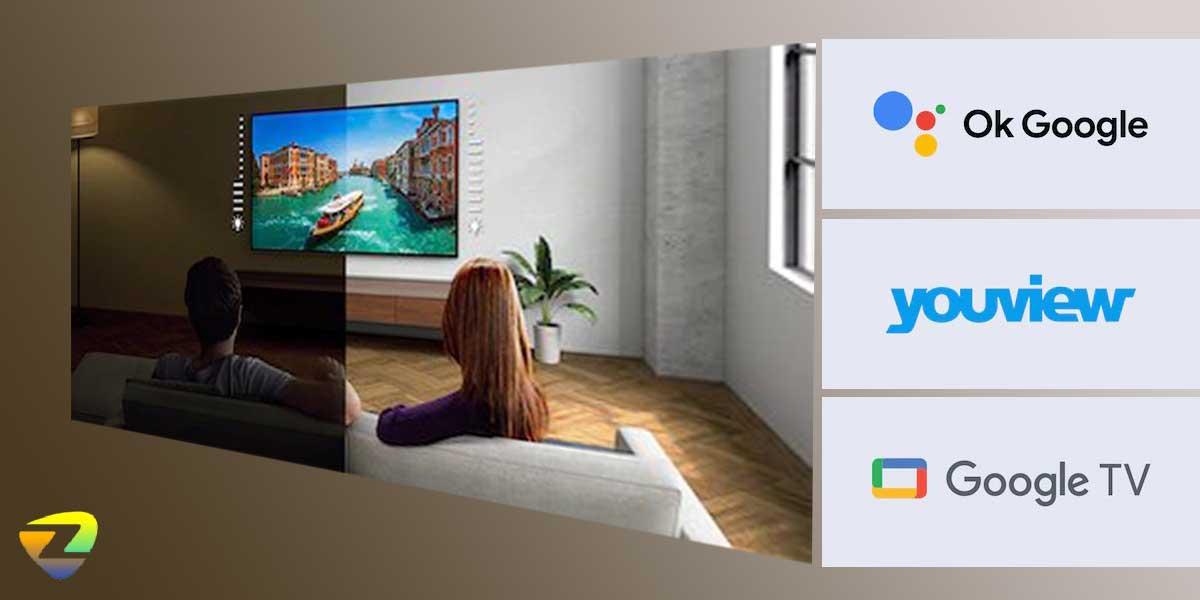 هوشمندی تلویزیون سونی X8900J