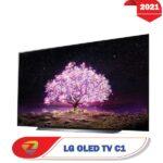 طراحی تلویزیون ال جی_LG C1