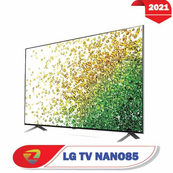 تلویزیون ال جی 65NANO85 مدل 2021 نانوسل سایز 65 اینچ NANO85