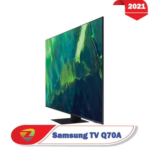 تلویزیون سامسونگ 55Q70A کیولد Q70A سایز 55 اینچ مدل 2021