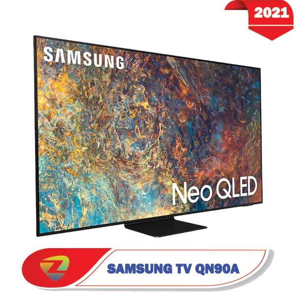 تلویزیون سامسونگ 85QN90A سایز 85 اینچ نئو کیولد
