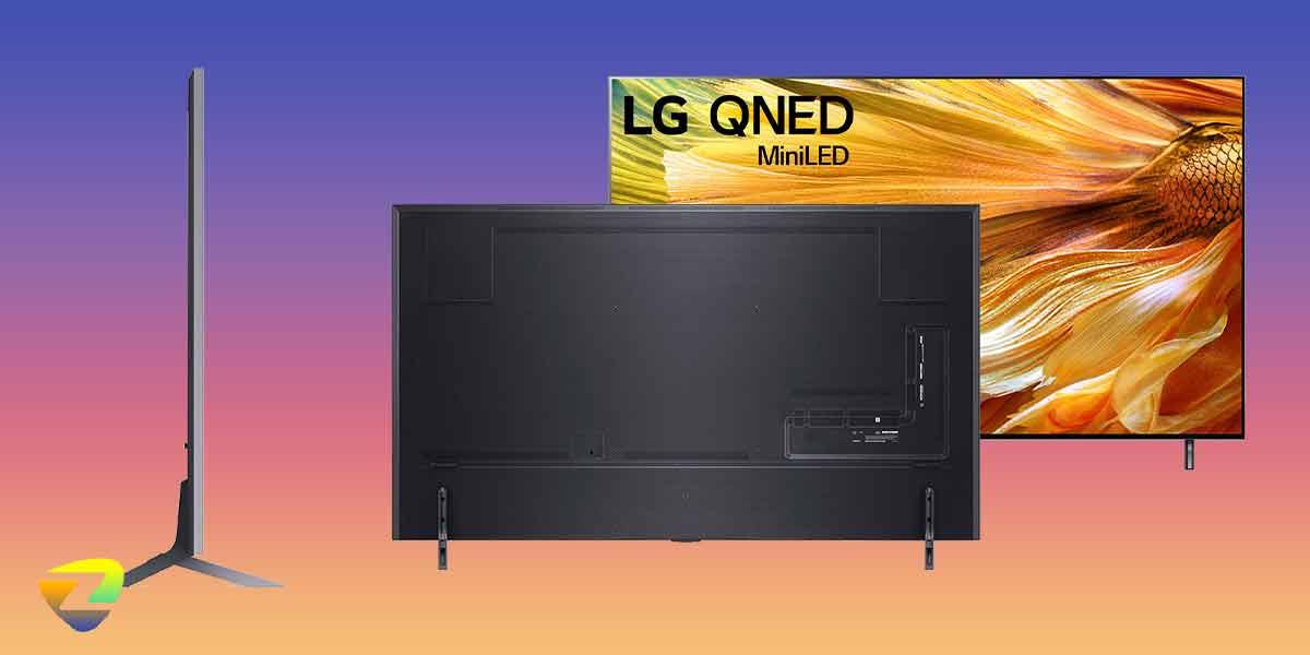 طراحی و دیزاین تلویزیون_QNED90