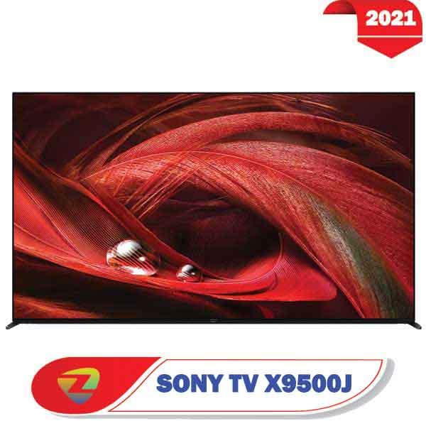 تلویزیون سونی 85X95J مدل 2021 X95J سایز 85 اینچ X9500j