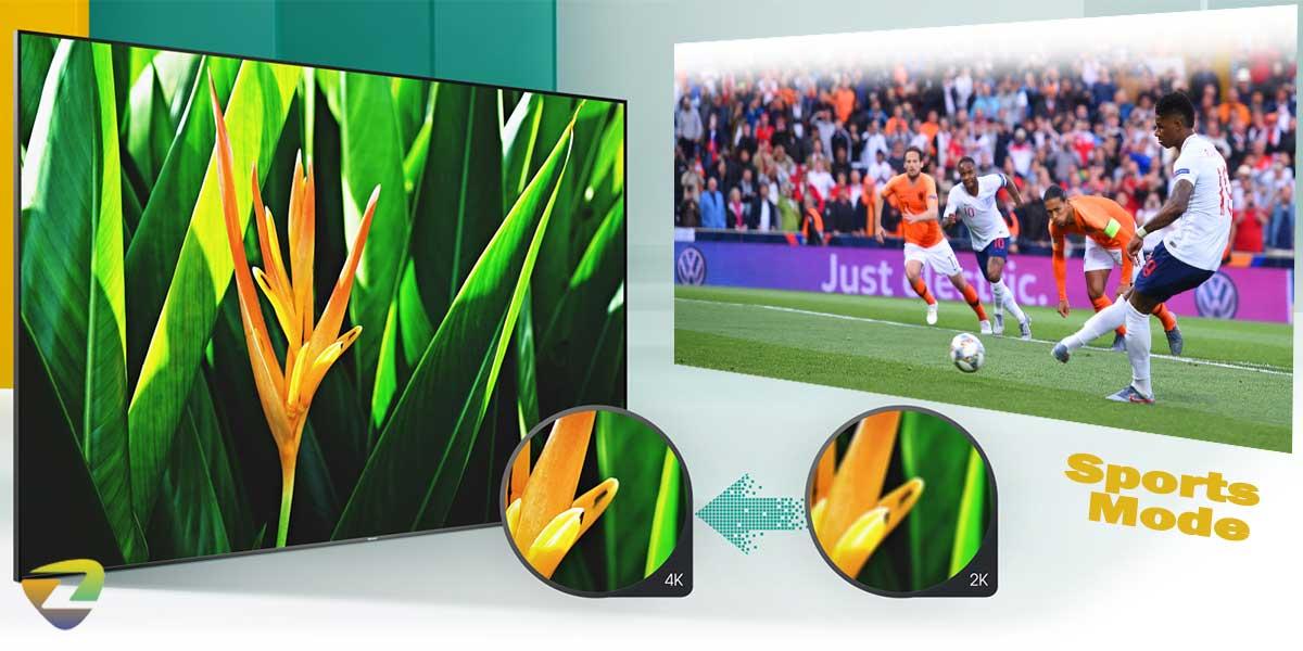 پردازنده ی تلویزیون هایسنس A7300F