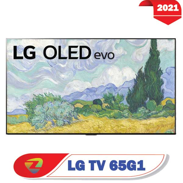 تلویزیون ال جی 65G1 اولد مدل 2021 سایز 65 اینچ G1