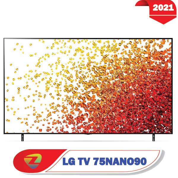 تلویزیون ال جی 75NANO90 نانوسل 2021 سایز 75 اینچ NANO90