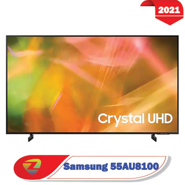 تلویزیون سامسونگ 55AU8100 سایز 55 اینچ AU8100