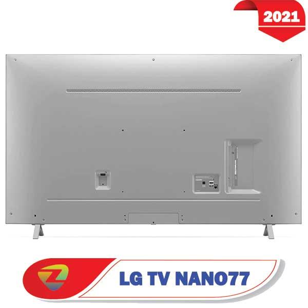 تلویزیون ال جی 50NANO77 سایز 50 اینچ مدل 2021