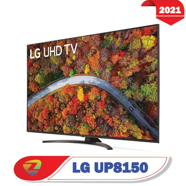 تلویزیون ال جی 50UP8150 مدل 2021 سایز 50 اینچ UP8150