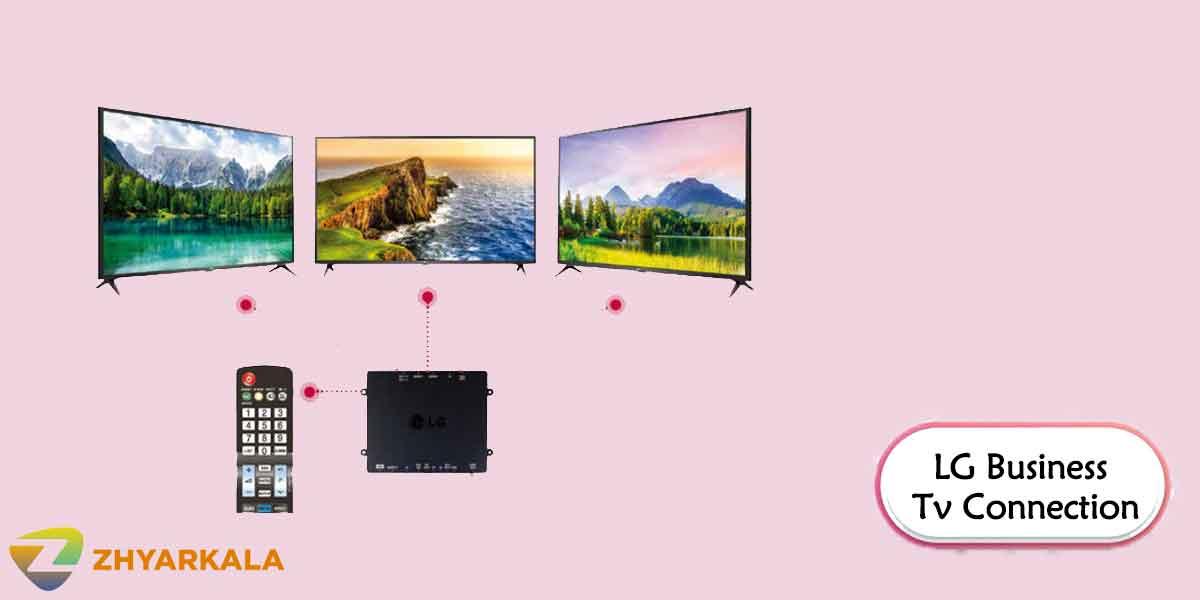 ProCentric تلویزیون ال جی US660H