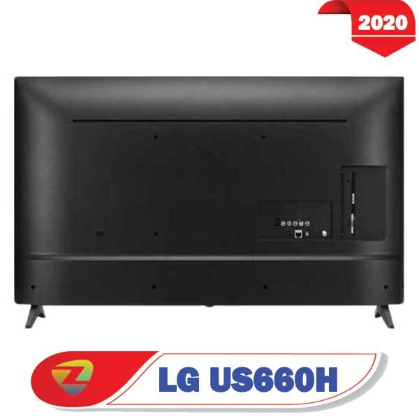 تلویزیون ال جی 43US660 مدل تجاری سایز 43 اینچ US660H