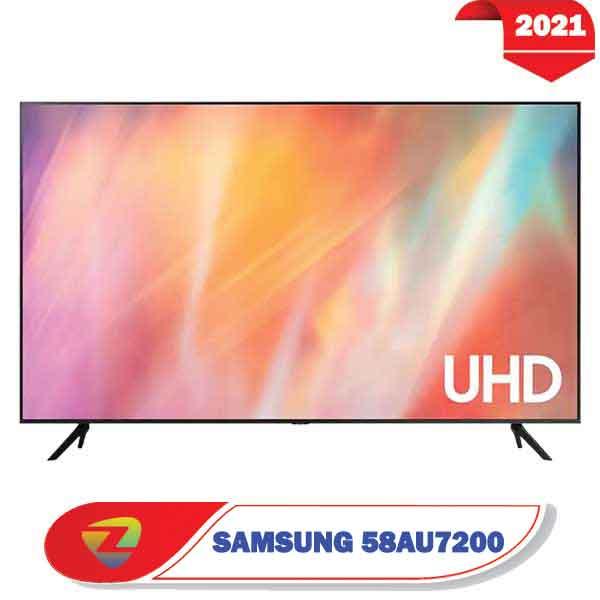 تلویزیون سامسونگ 58AU7200 سایز 58 اینچ