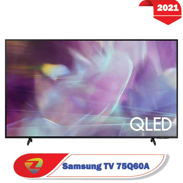 تلویزیون سامسونگ 75Q60A سایز 75 اینچ کیولد 2021