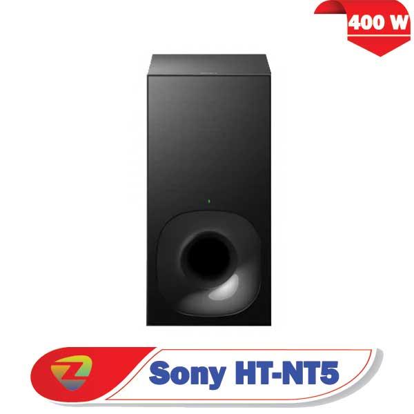 ساندبار سونی NT5 سیستم صوتی HT-NT5 توان 400 وات