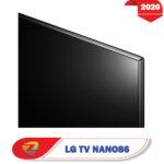 تلویزیون ال جی NANO86 مدل 2020