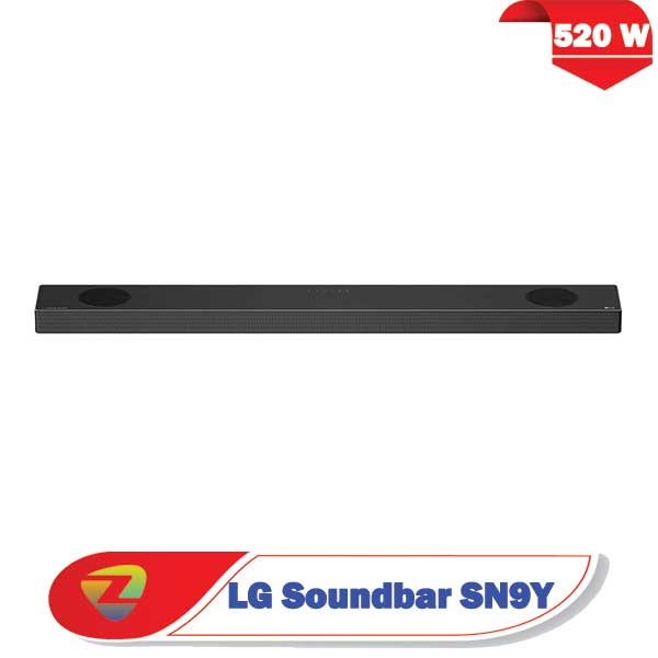 ساندبار ال جی SN9Y سیستم صوتی SN9Y توان 520 وات