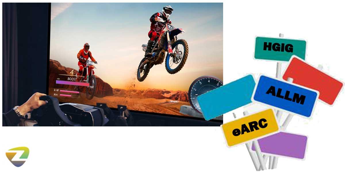 تجربه بازی در تلویزیون ال جی UP7750