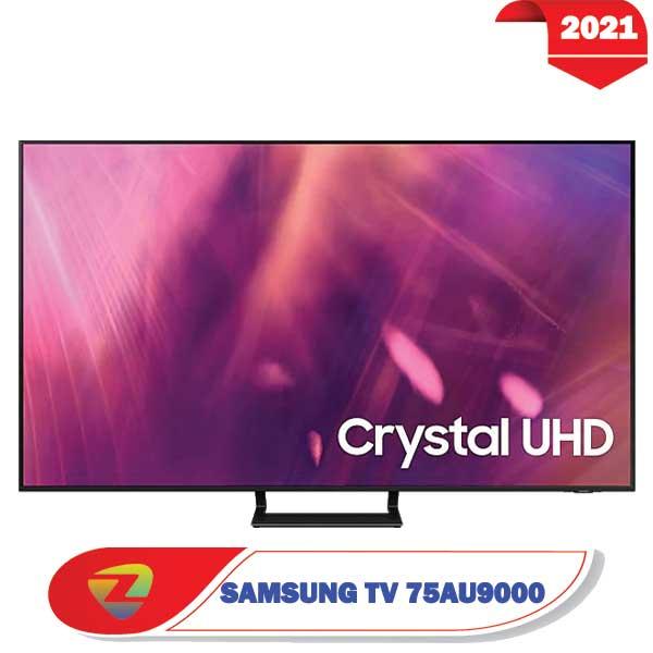 تلویزیون سامسونگ 75AU9000 سایز 75 اینچ AU9000