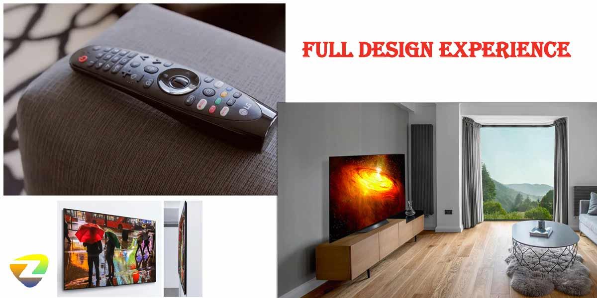 تلویزیون 55 اینچ ال جی BX مدل 2020