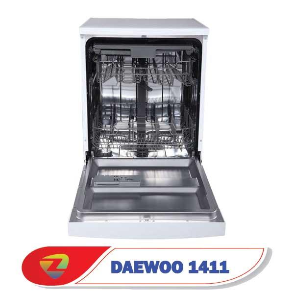 ظرفشویی دوو  1411 ظرفیت 14 نفره DDW-G1411