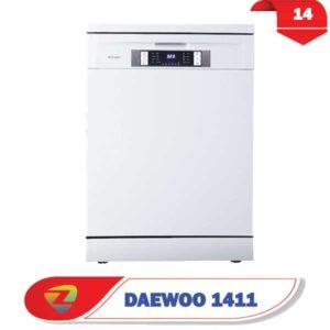 ماشین ظرفشویی دوو 1411