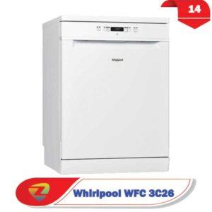طراحی ماشین ظرفشویی ویرپول 3C26