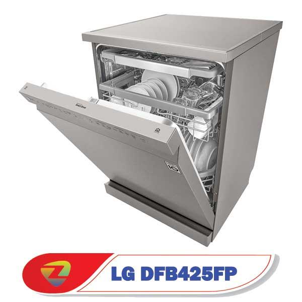 ماشین ظرفشویی ال جی 425 ظرفیت 14 نفره DFB425FP