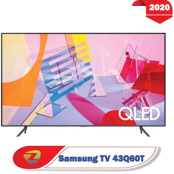 تلویزیون سامسونگ 43Q60T مدل 2020 سایز 43 اینچ Q60T