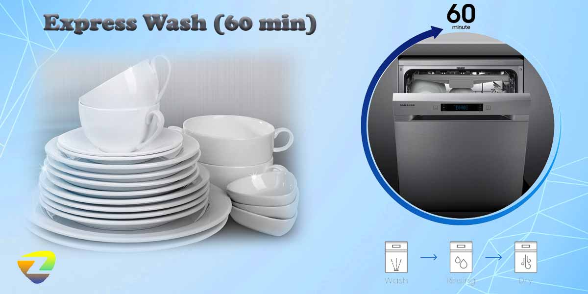 برنامههای استفاده شده در ظرفشویی 5050