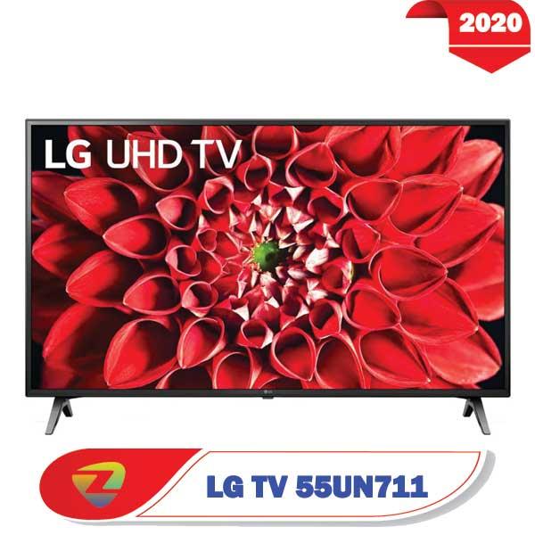 تلویزیون ال جی 55UN711 فورکی سایز 55 اینچ UN711