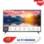 تلویزیون ال جی 55US660
