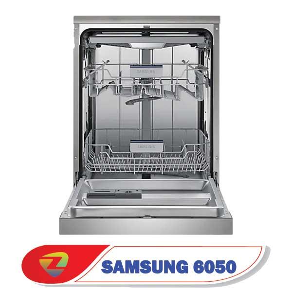 ماشین ظرفشویی سامسونگ 6050 ظرفیت 14 نفره DW60H6050