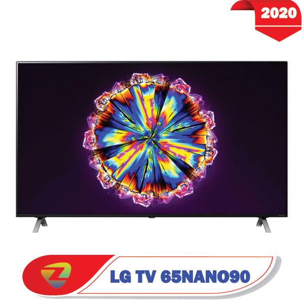 تلویزیون ال جی 65NANO90 مدل 2020 فورکی سایز 65 اینچ NANO90