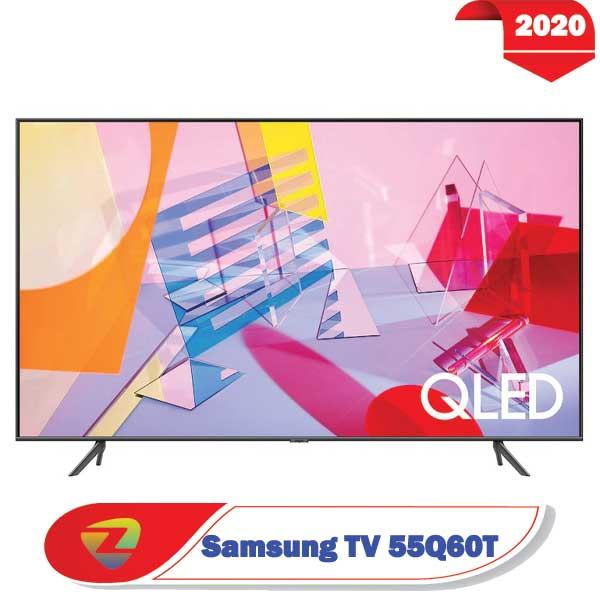 تلویزیون سامسونگ 75Q60T مدل 2020 سایز 75 اینچ Q60T