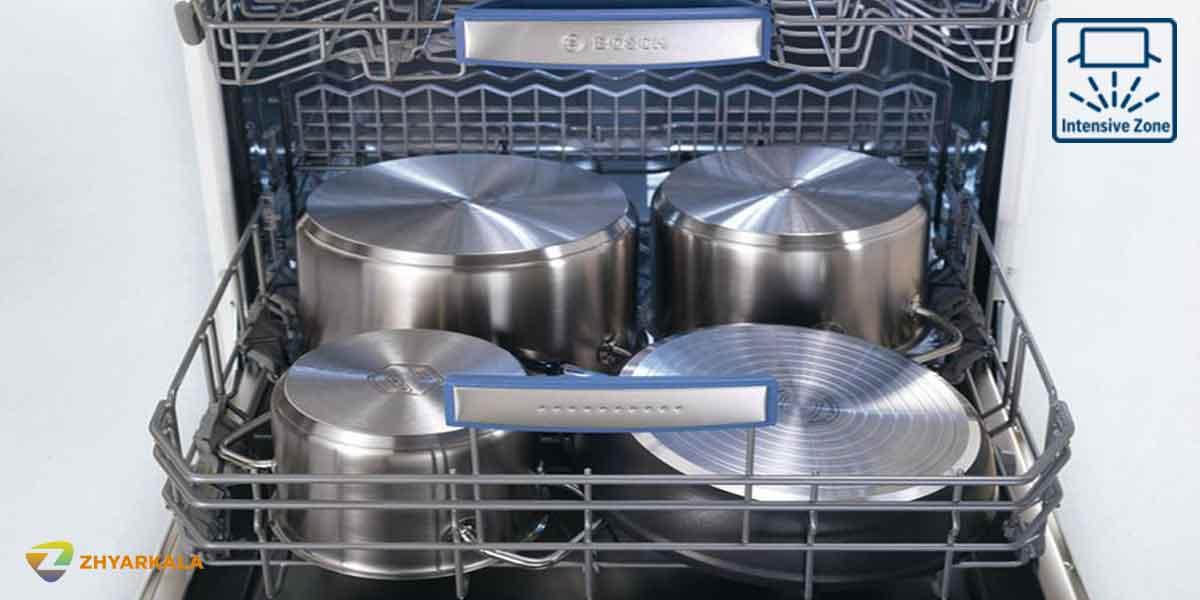 برنامهIntensiveZone در ظرفشویی بوش 68TI20M
